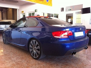 BMW 335I Coupe - PVP 30.000 €