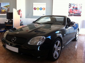 Mercedes Kompressor - PVP 6.500 €