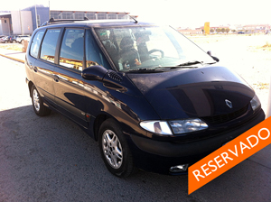 Renault Space - PVP 2.800 €